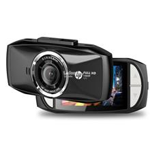 HP F270 Dashcam Car Camcorder DVR 1080P Full HD G Sensor 16GB Memory