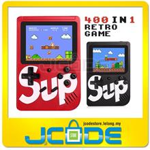 Sup 400 In 1 Handheld Retro Classic Game Box Console Player