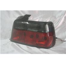 BMW E36 4D 92-98 Red Smoke Crystal Tail Lamp