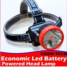 Economic Led Battery Powered Head Lamp Head Light Head Led Torch Light