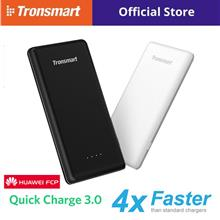 Tronsmart Huawei Quick Charge 3.0 10000mAh Slim Powerbank Power Bank