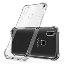 VIVO V11 PRO Y67 V5 Y69 Y71 Y81 Y83 ANTI SHOCK SOFT TPU BUMPER CASE