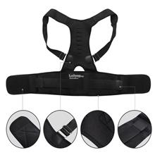 Back posture correction belt Vest Braces Support corrector