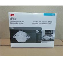 Authentic N95 3M 9105 Anti Haze Respirator Disposable Face Mask