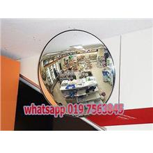 Stainless Steel Indoor Traffic Safety Convex Mirror