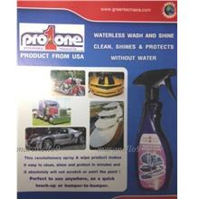 Waterless Wash & Shine,Cleans, Shines & Protects Cars,Bikes,Cycles etc