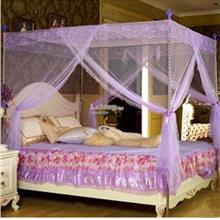 [6412MN] Three Door Royal Princess Mosquito Net Canopy Floor With 25mm