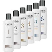 NIOXIN System 1 - 4 Cleanser 1000ml: Remove Residue/ Stop Hair Fall