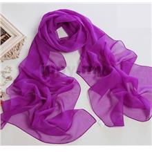 Dinner Scarf- Purple