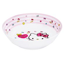 HELLO KITTY 7.5-INCH MELAMINE SOUP BOWL
