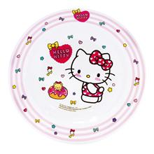 HELLO KITTY 8-INCH MELAMINE DEEP PLATE