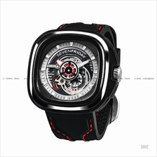 SEVENFRIDAY S3/01 Engine Automatic Multi Layer NFC Silicone Black