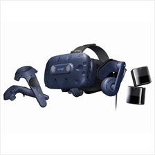 HTC VIVE Pro Virtual Reality Headset Kit | Official Malaysia set