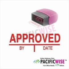 Self-Inking Stamp (RED)-APPROVED