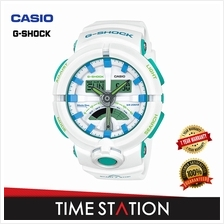 CASIO G-SHOCK GA-500WG-7A | ANALOG-DIGITAL WATCHES