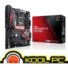 * Asus Intel Z370 Mainboard - ROG MAXIMUS X HERO