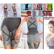 Improved Super Natural Bamboo Slimming Suit / Corset for Nice Body.