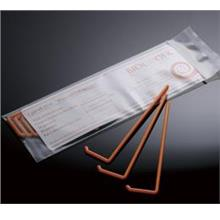 L Shaped Cell Spreader, PS, Sterile