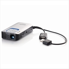 PHILIPS PICOPIX PPX2340 LED SVGA (640X360) 40 LUMENS (USB) PROJECTOR PORTABLE