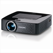 PHILIPS PICOPIX PPX3610 LED SVGA (854X480) 100 LUMENS (USB/MINI HDMI) PROJECTO