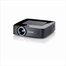 PHILIPS PPX3614 LED WXGA (1280X800) 140 LUMENS (USB/MINI HDMI) PROJECTOR PORTA