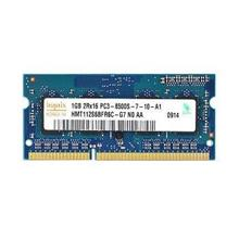 Hynix SODIMM 1GB DDR3 1066MHz PC3-8500s Laptop RAM