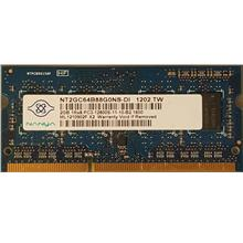 Nanya SODIMM 2GB DDR3 1600MHz PC3-12800s Laptop RAM