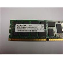 8GB PC3L-10600R Reg ECC DDR3-1333 Server RAM Elipda