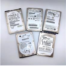Assorted laptop HDD Hard Disk Drive fully tested 40 60 80 100 160 200