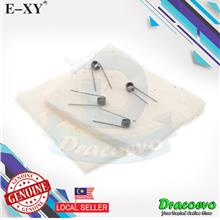 E-XY 6 in 1 Set Premade Coils Japanese Cotton DIY RDA RDTA E-Cig Vape