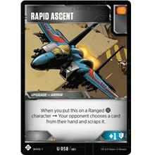 Transformers TCG Rapid Ascent - Battle Card Uncommon Playset