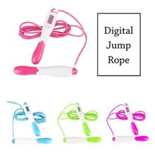 Digital Jump Rope 002 Fitness Sport Exercise Cardio Tool