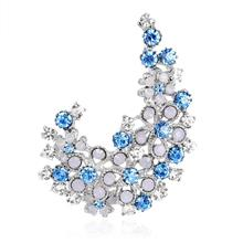 [DindabyV] Mahtab Light of the moon Disgn Brooch AC145W
