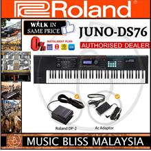Roland JUNO-DS76 76-Keys Synthesize (end 4/24/2021 12:00 AM)