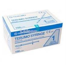Terumo Syringe without Needle 1ml Tuberculin (100's) (6 Box)