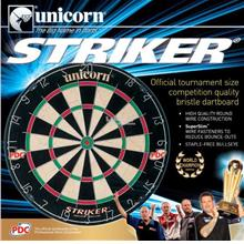UNICORN STRIKER STEELTIP BOARD