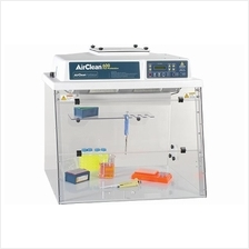 AirClean systems, PCR & laminar flow cabinet, 48 inches