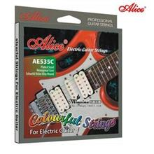 Alice AE535-C Colourful Electric Guitar Strings