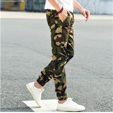 Men's Casual Camouflage Pants