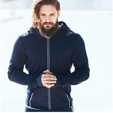 Men's Outdoor Jogging Hoodie Jacket