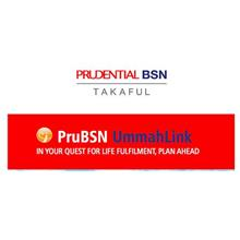 PRUDENTIAL PRUBSN UMMAH LINK SAVING PLAN FOR HAJI