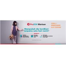 PRUDENTIAL PRUBSN WARISAN HIBAH PROTECTION PLAN