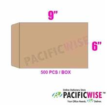 Giant Brown Envelope 6inch x 9inch