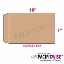 Giant Brown Envelope 7inch x 10inch