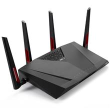 ASUS RT-AC88U WIRELESS ROUTER MIMO TECHNOLOGY DUAL BAND NETWORK WIFI R..