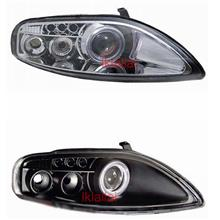 Lexus SC300 / SC400 92-99 LED Ring Projector Head Lamp