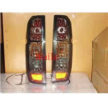 DEPO Nissan Navara `07 Tail Lamp Crystal Smoke [NS71-RL01-U]