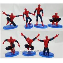 Spiderman Toy Figure Cake Topper - SPICT01