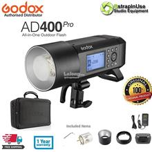 Godox AD400 Pro 400W Outdoor Strobe Flash