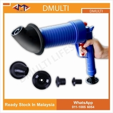 Toilet dredge sewer pipe home one gun pass high pressure gas tool